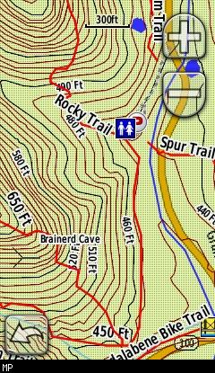 My Trails-High Quality Trail and POI Maps Garmin Compatible ... on chehaw park campground map, alabama state map, mt. cheaha map, forest park hiking trails map, mount cheaha trail map, cheaha mountain hiking trail map, blauvelt state park trail map,