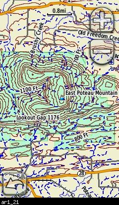 Arkansas Topo Garmin Compatible Map - GPSFileDepot