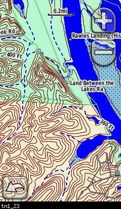 Tennessee Topo Garmin Compatible Map Gpsfiledepot